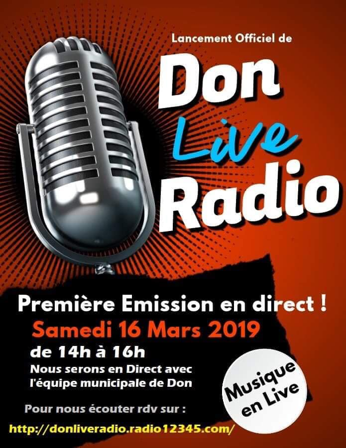 Don live radio