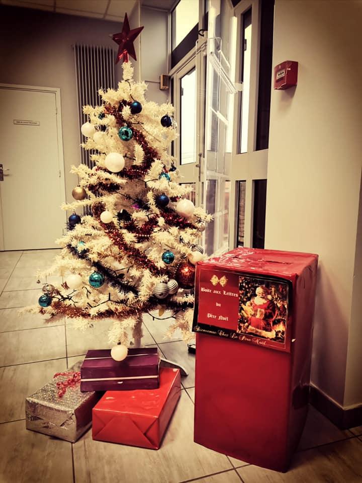 Boites aux lettres du Père Noël